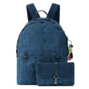 Sakroots Spirit Desert Tonal 2-in-1 Backpack Blue